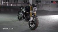 2014全新寶馬BMW R nineT 城市騎行視頻