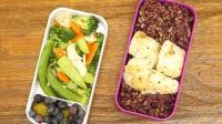 大廚教做龍利魚蛋卷便當, 健身減肥都能吃