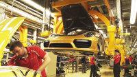 豪車生產探秘 2018款保時捷911 Turbo S