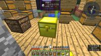 我的世界生活大冒險23:高級存儲,金箱子與鐵箱子