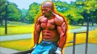 另類街頭健身王者, 肌肉可比李小龍, 徒手練出完美肌肉!