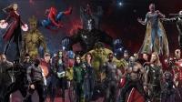 復仇者聯盟3無限戰爭, 鋼鐵俠綠巨人美國隊長雷神等全員奮戰