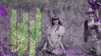唯美紫色浪漫婚紗電子相冊 電子相冊制作 婚禮開場
