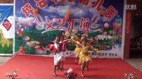 坪石中心幼儿园幼儿舞蹈:拉丁舞