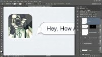 [UI設計視頻教程]第六期:創建蘋果iOS聊天對話框