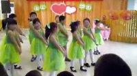 大班幼儿舞蹈——彩虹的微笑 高清