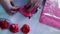 玫瑰花的折法 玫瑰花的简单折法