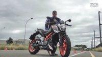Honda CB 500F KTM 390 Duke