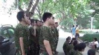 走進軍訓場——中科大2012級少年班
