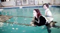 重現《泰坦尼克號》花絮