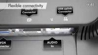 惠普全新發布多點觸控顯示器HP Compaq L2206tm
