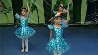 幼儿舞蹈分解快乐小鱼 (表演)