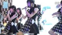 2014-03-29 SNH48 深圳機械展(黑白格子裙)