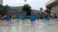 2014燕子砭镇幼儿舞蹈培训班文艺汇演