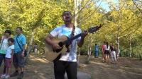 每周一歌:吉他彈唱趙傳《愛要怎么說出口》,帽子峰林場。
