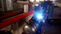 蘭圖機器人壓力容器相貫線的焊接視頻