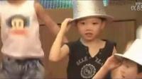 幼兒園男孩爵士舞