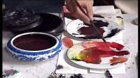 國畫柳樹的畫法國畫老虎圖片 視頻