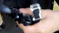 健身車家用動感單車心率速度調節