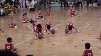 咕咚幼儿园中班六一表演花式拍球