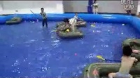 充氣水池,支架水池,霞光充氣游泳池,支架水池廠家,兒童充氣游泳池圖片