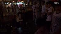 天津濱海新區-火紅天空樂隊-現場即興為女友寫歌---取名(這是一為你寫的一首歌)