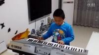 电子琴独奏《陕北民歌》