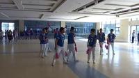 陳倉區虢鎮初級中學-有氧徒手健身操