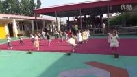 启蒙双语幼儿园中一班幼儿舞蹈茉莉花