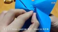 創意折紙手工制作大全7_折紙達人佐藤作品『紙玫瑰』二重螺旋形
