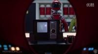 2001太空漫游 片段之HAL讀唇語