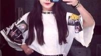韓國ulzzang原宿BF街頭學院風個性印花字母寬松七分袖T恤女短袖潮