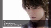 中國大陸明星十大帥哥排行榜 CHINA MAINLAND CELEBRITY TOP 10 HANDSOME