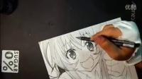 【阿丁手繪】#.7潛行吧!奈亞子