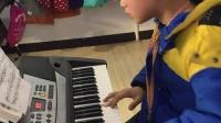 哆来咪艺术学校谭潇电子琴《陕北民歌》