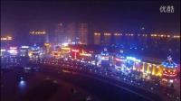 蚌埠夜景航拍