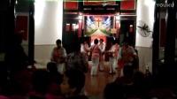 《紅堯腰鼓隊》2016年紅堯聚會點圣誕節表演