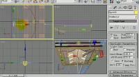 3Dmax室内设计家庭装修实例视频教程7.天花造型设计[NoDRM]-暗藏灯光天花造型设计-6