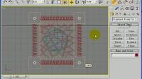 3Dmax室内设计家庭装修实例视频教程7.天花造型设计[NoDRM]-天花的制作-6.wmv