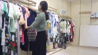 【愛詩帛雅】視頻,品牌折扣女裝批發,時尚女裝尾貨批發,杭州品牌女裝尾貨批發市場