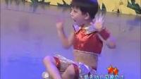 幼儿舞蹈 中班男孩舞蹈《好儿郎》_标清
