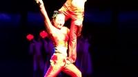 女子雙人柔術表演