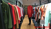 杭州女裝批發市場純大衣16冬裝庫存服裝批發品牌尾貨進貨渠道