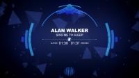 電音神曲可視化音樂Sing me to sleep-Alanwalker