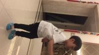 幼儿园拍球练习