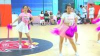 长江武汉航道局篮球啦啦队舞蹈视频