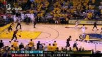 NBA總決賽首戰 勇士主場大勝騎士 午間體育新聞 20170602