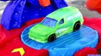 汽車風火輪開關噴涂全套芭比藍光玩具俱樂部的驚喜