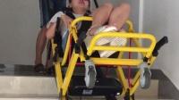 電動爬樓梯車 電動爬樓梯輪椅 速度可調節 200W電機 安全穩定