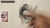 素描培訓班多少錢素描視頻教學_建筑速寫教程_鞋子速寫人物素描